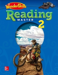 WonderSkills Reading Master. 2 (Book(+Workbook) + Audio CD)