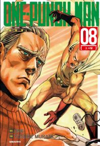 원펀맨(One Punch Man). 8