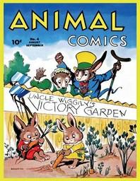 Animal Comics # 4