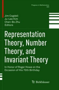 Representation Theory, Number Theory, and Invariant Theory
