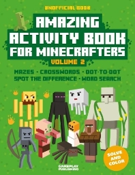 Amazing Activity Book for Minecrafters