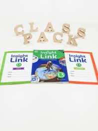Insight Link. 3(Class Pack) (Student Book + Word book + Tests)