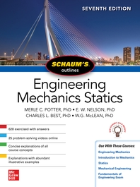 Schaum's Outline of Engineering Mechanics: Statics, Seventh Edition