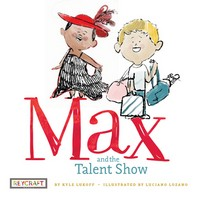 Max and the Talent Show