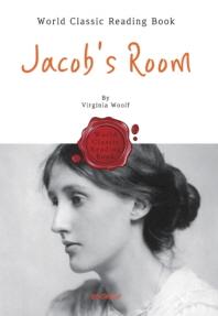 제이콥의 방 - 버지니아 울프 : Jacob's Room (영어 원서)