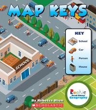 Map Keys (Rookie Read-About Geography