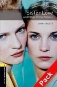 Sister Love and Other Crime Stories (Audio CD Pack)