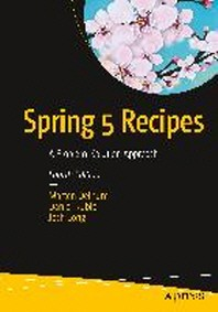 Spring 5 Recipes