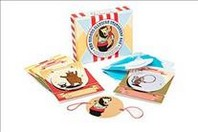 Circus Illusion Stationery Box: 10 Circus Illusion Cards wit