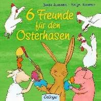 6 Freunde fuer den Osterhasen
