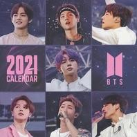 BTS calendar 2021