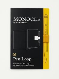 모노클 펜루프  옐로우(Monocle Pen Loop Yellow)