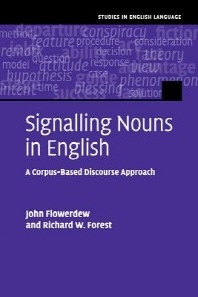 Signalling Nouns in English