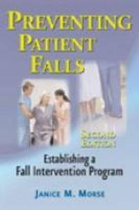Preventing Patient Falls