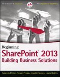 Beginning Sharepoint 2013 Business