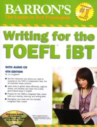 Writing for the TOEFL iBT [With CDROM]