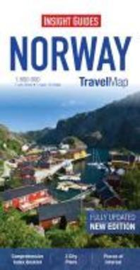 Insight Travel Map: Norway