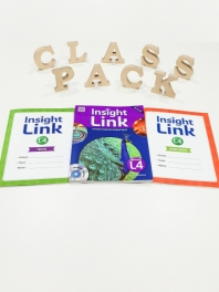Insight Link. 4(Class Pack) (Student Book + Word book + Tests)