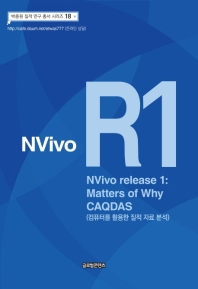 NVivo R1(NVivo release 1): Matters of Why CAQDAS