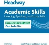 Headway Academic Skills: Introductory: Listening, Speaking  CD