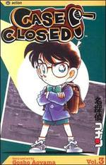 Case Closed, Vol. 3, Volume 3