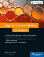 Logistics with SAP S/4hana