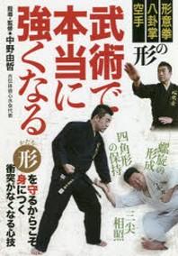 DVD 武術で本當に强くなる 形意拳,八