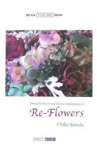RE-FLOWERS DRIED & PRESERVED FLOWER ARRANGEMENT