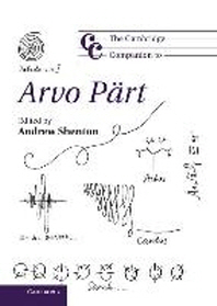 The Cambridge Companion to Arvo Part