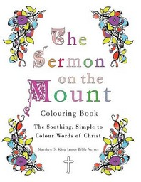 The Sermon on the Mount Colouring Book