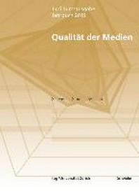 Jahrbuch 2019 Qualitat Der Medien