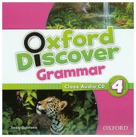 Oxford Discover Grammar. 4