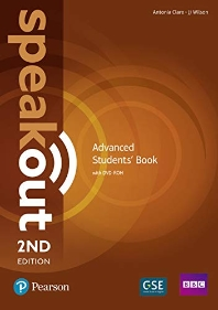 Speakout Advanced Students'Book+DVD