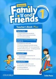 American Family and Friends 2E 1 TB Plus