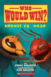 Hornet vs. Wasp (Who Would Win?), Volume 10