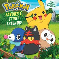 Favorite First Friends! (Pokemon)