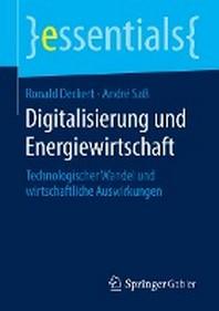 Digitalisierung Und Energiewirtschaft