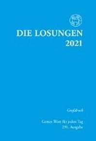 Die Losungen fuer Deutschland 2021 - Grossdruck, kartoniert