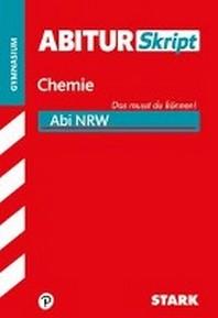 AbiturSkript - Chemie Nordrhein-Westfalen