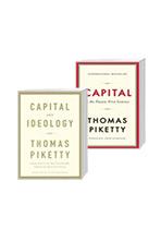 Piketty 자본론 2부작 세트