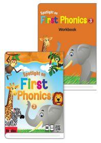Spotlight on First Phonics 3 SB + WB 세트