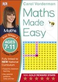 Maths Made Easy Times Tables Ages 7-11 Key Stage 2ages 7-11, Key Stage 2
