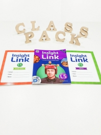 Insight Link. 5(Class Pack) (Student Book + Word book + Tests)