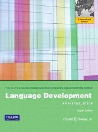 Language Development : Introduction