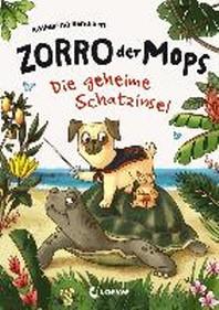 Zorro, der Mops - Die geheime Schatzinsel