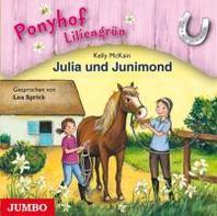 Ponyhof Liliengruen 08. Julia und Junimond