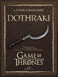Living Language Dothraki. Lehrbuch + CD