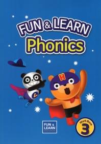 Fun & Learn Phonics. 3(Work Book)