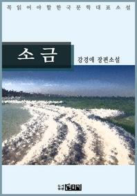 소금 - 강경애 장편소설