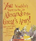 You Wouldn't Want To Be In Alexander The Great's Army! : Miles You'd Rather Not March